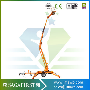 1ton 4m Cherry Picker