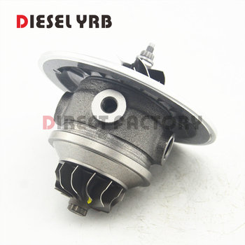 Turbocharger core assembly CHRA for Hyundai H-1 / Starex 2.5 L D4BH 4D56T 103 kw 140 HP - Cartridge 716938 28200-42560